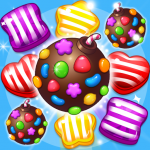 My Jelly Bear Story: New candy puzzle 1.3.0  (Mod)
