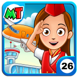 My Town : Airport  (Mod)