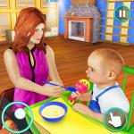 New Baby Single Mom Family Adventure  1.1.7 (Mod)