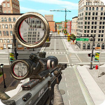 New Sniper Shooter: Free offline 3D shooting games  1.84 (Mod)