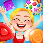 New Tasty Candy Bomb – Match 3 Puzzle game 1.0.40 (Mod)