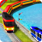 New Train Drive Game 2020 1.8 (Mod)