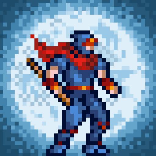 Ninja Ranger ~Shinobi Arashi superhero's gaiden~ 1.20 (Mod)