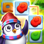 PEW PENGY – MATCHING PUZZLE & PAIR CONNECTION 2.8  (Mod)