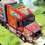 PK Cargo Truck Transport Game 2018 1.3.5  (Mod)