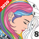 Paint Color Coloring by Number for Adults  6.6.1 (Mod)