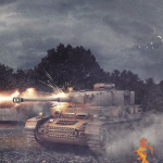 Panzer War  2021.10.17.1 (Mod)