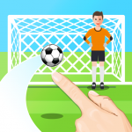 Penalty Shooter ⚽Goalkeeper Shootout Game 1.0.0   (Mod)