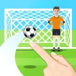 Penalty Shooter ⚽Goalkeeper Shootout Game 0.0.7 (Mod)