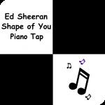 Piano Tap – Shape of You 15 (Mod)