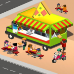 Pizza Shop: Moto Pizza Burger Cooking Games 1.4 (Mod)