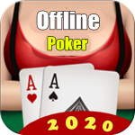 Poker Offline Free 2020 – Texas Holdem With Girl 3.0 (Mod)