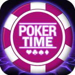 Poker Time Pulsa Texas Holdem  2.4 (Mod)