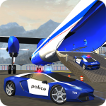 Police Plane Transporter Game 1.0.19 (Mod)