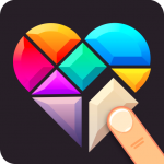 Polygrams – Tangram Puzzle Games 1.1.41  (Mod)