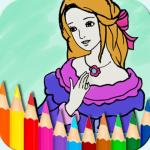 Princess Coloring Book 1.5.1 (Mod)