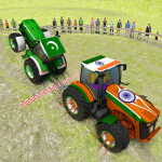 Pull Tractor Games: Tractor Driving Simulator 2019 2.0.009 (Mod)