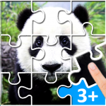 Puzzle Kids Animals & Car. Free jigsaw game! 3.3 (Mod)