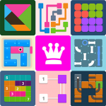 Puzzledom classic puzzles all in one  8.0.3 (Mod)