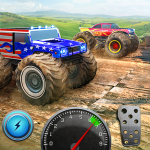 Racing Xtreme 2: Top Monster Truck & Offroad Fun 1.10.0 (Mod)