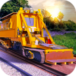 Railroad Building Simulator – build railroads! 1.2.4 (Mod)