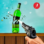 Real Bottle Shooting Free Games| 3D Shooting Games 3.1.1 (Mod)