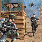 Real Commando Secret Mission Free Shooting Games  14.6 (Mod)
