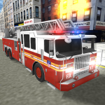 Real Fire Truck Driving Simulator: Fire Fighting 1.0.4 (Mod)