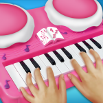 Real Pink Piano For Girls – Piano Simulator 11.0 (Mod)