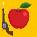 Red Apple Shooter – Fun Revolver Shooting Game 1.0.0 (Mod)
