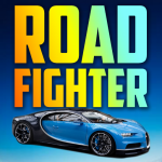 Road Fighter Tilt Car Race 2.1.5 (Mod)