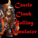 Rolling Simulator for Castle Clash  7.5 (Mod)