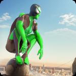 Rope Frog Ninja Hero – Strange Gangster Vegas 1.3.3 (Mod)
