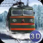 Russian Train Driver Simulator 1.4 (Mod)
