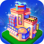Shopping Mall Tycoon: Idle Supermarket Game 1.3.2  (Mod)