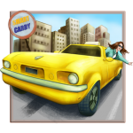 Smart Cabby – Taxi Driving Game with Traffic 1.2.4.7 (Mod)