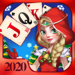 Solitaire – Wonderland Adventure – Tripeaks 2.0.5 (Mod)