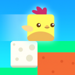 Stacky Bird Hyper Casual Flying Birdie Dash Game  1.0.1.44 (Mod)