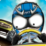 Stickman Downhill Monstertruck 2.14 (Mod)