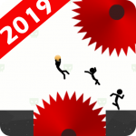 Stickman Impaled:Stick Parkour Platformer 1.1.4 (Mod)