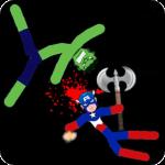 Stickman Warriors Online 1.0 (Mod)