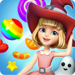 Sugar Witch – Sweet Match 3 Puzzle Game 1.26.1 (Mod)