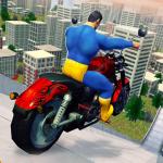 Super Hero Bike Mega Ramp – Racing Simulator 4.3  (Mod)