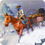 Superheroes Snow Buggy Horse Transport 1.0.3 (Mod)