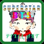 Superstar BTS – Pixel Art 4.0  (Mod)