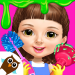 Sweet Baby Girl Cleanup 5 – Messy House Makeover 6.0.30 (Mod)