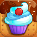 Sweet Candies 2 – Chocolate Cookie Candy Match 3 2.1.2 (Mod)