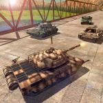 Tank Blitz Fury: Free Tank Battle Games 2019 1.0 (Mod)