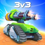 Tanks A Lot! – Realtime Multiplayer Battle Arena  2.70 (Mod)