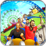Theme Park Swings Rider: Best Speed Rides 1.5 (Mod)